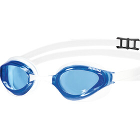 arena Python Goggles clear blue-white-white